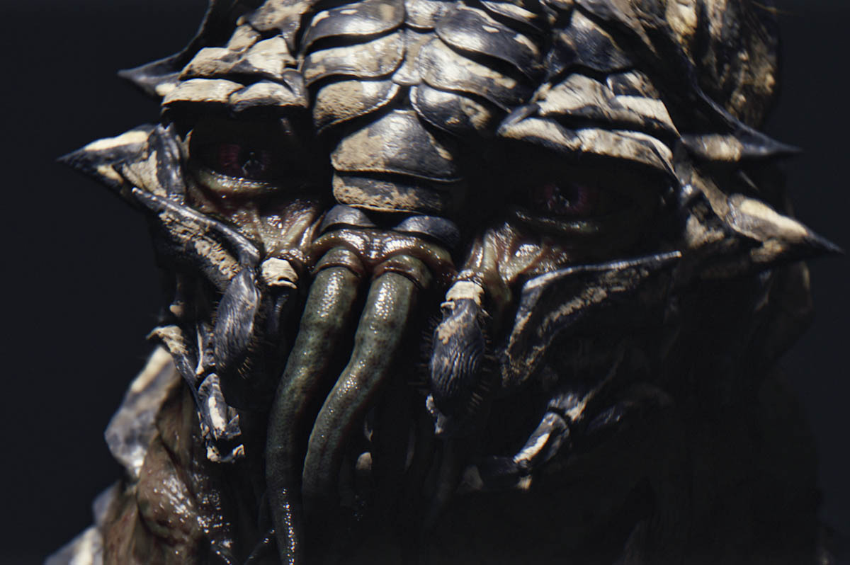 On Becoming Alien District 9