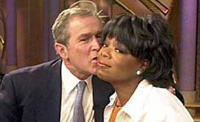 Bush on the Oprah Show