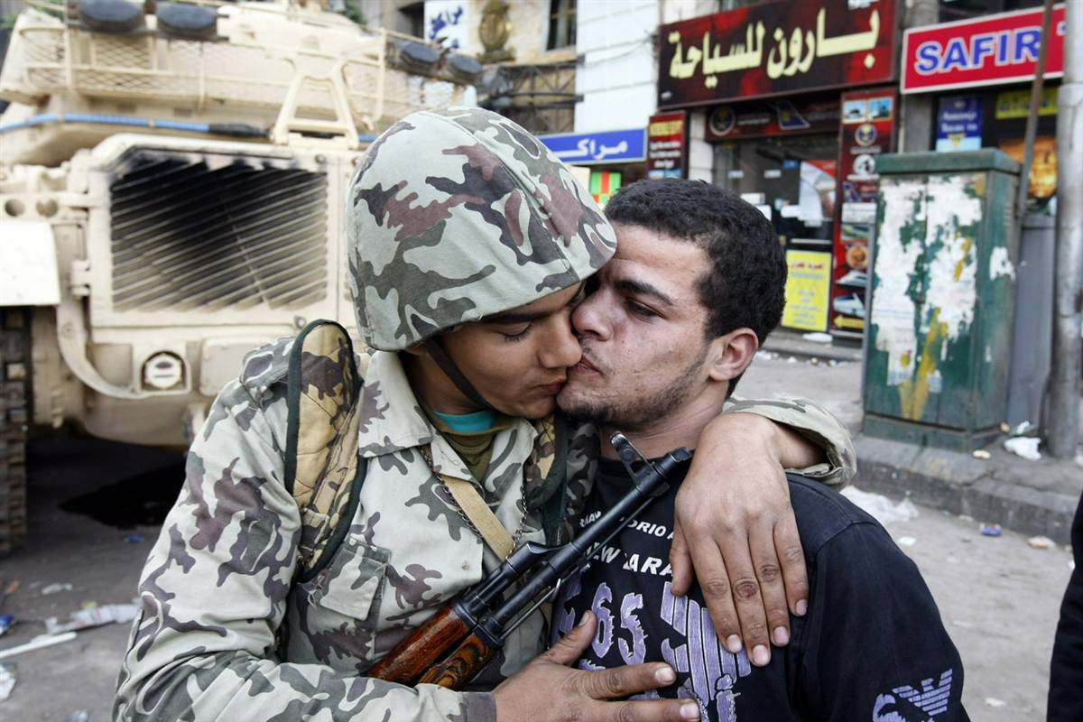 Gay man in egypt