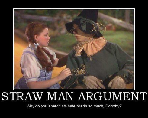 Straw-man-argument