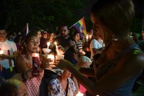 Orlando vigil in PR