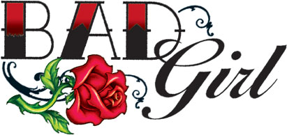text-bad-girl-rose-temporary-tattoo