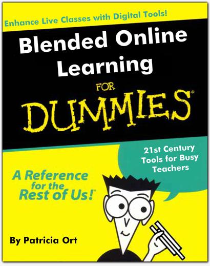 Online Blended Learning Cover