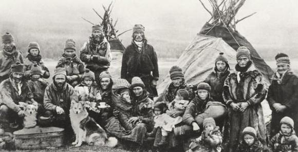 siida-of-nomadic-Sami
